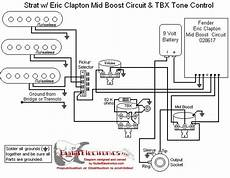 Clapton Boost In Tele Noise Problems Telecaster Guitar