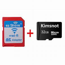 Generation 32gb Wifi Memory Card by Ez 8gb 16gb 32gb Microsd Card Wifi Sd Card Adapter