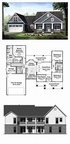 craftsman house plans with walkout basement craftsman house plans with walkout basement elegant