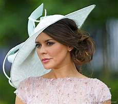 Side Hair Style Bun With Wedding Hat hairstyles for hats ascot search of the