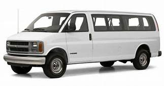 2001 Chevrolet Express Specs Safety Rating & MPG  CarsDirect