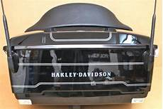 harley original top tour pak touring electra glide