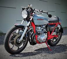 kawasaki kz650 cafe racer by toby jones bikebound