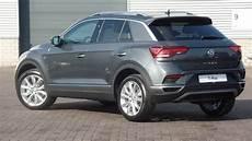 Volkswagen New 2018 T Roc Sport Indium Grey Metallic 18
