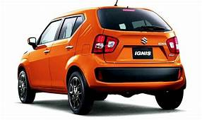 Maruti Suzuki Ignis Price In India Specifications