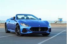 2018 maserati granturismo convertible mc one week review automobile magazine