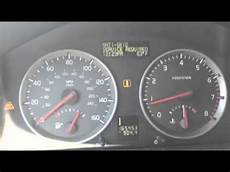 volvo s60 dashboard warning lights symbols what the