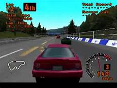 gran turismo 1 gameplay for sony playstation ps1