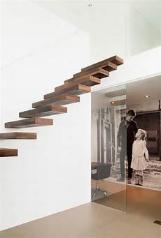 Escaliers Modernes Sur Mesure En Bois