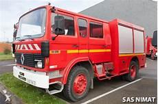 vehicule pompier occasion camion renault pompiers gamme s 170 4x2 gazoil 0 occasion n 176 1260826