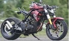 Modifikasi Motor Tiger 2000 by Gambar Modifikasi Motor Honda Tiger 2000 Terbaik