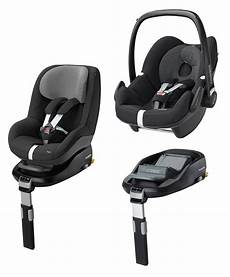 Maxi Cosi Pebble Pearl Baby Toddler Car Seats With
