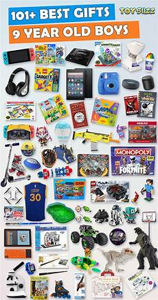 Best Gifts For 9 Year Boy 2019