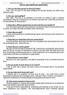 top 20 job interview questions job interview questions interview questions interview