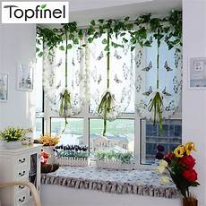 Top Finel Butterfly Tulle For Window Shades Window