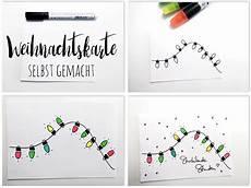 Weihnachtskarten Basteln Individuelle Weihnachtspost