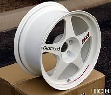 desmond regamaster evo ii 17x9 5x114 3 45 offset new almighty grey