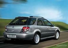 Subaru Impreza Technical Specifications And Fuel Economy