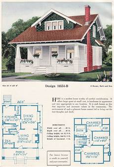 1920 bungalow house plans c 1923 bungalow c l bowes forward gable bungalow