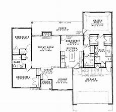 e plans ranch house plans ranch style house plan 3 beds 2 baths 1739 sq ft plan
