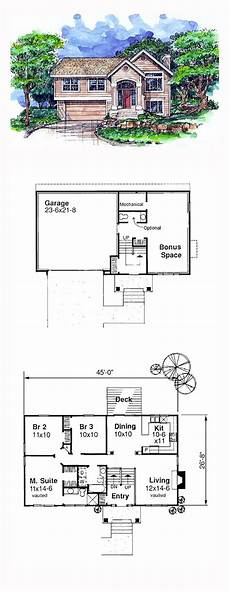 hillside walkout house plans 49 best hillside home plans images on pinterest house
