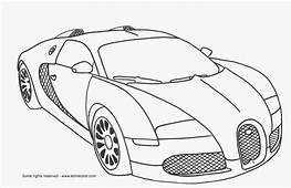 Fast Car Coloring Pages  Page Race