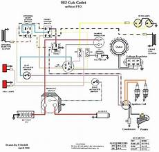 cub cadet 2135 wiring diagram wiring diagram