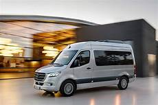 mercedes sprinter based rv reviewed by autoblog