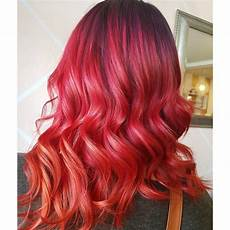 fall colors for hair 17 fall hair colors that look like foliage