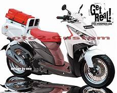Modifikasi Vario Techno by Motor Cycle Modifikasi Modifikasi Honda Vario Cbs Techno