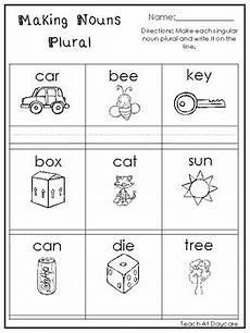 10 making nouns plural printable worksheets in pdf file