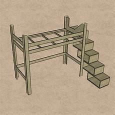 bauanleitung hochbett hochbett bauen wir haben eine hochbett bauanleitung f 252 r
