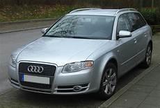 File Audi A4 Avant Tdi B7 2004 2008 Front Mj Jpg