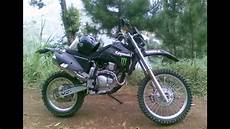 Modif Trail by Modifikasi Motor Yamaha Scorpio Z Modif Trail