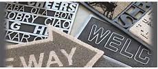 zerbini design new dandy zerbini e tappeti personalizzati zerbini ad