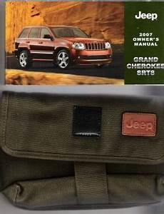 free car manuals to download 2007 jeep grand cherokee parking system 2007 jeep grand cherokee srt8 owner s manual with case