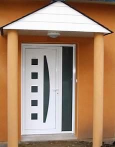 porte d entrée avec tierce porte tierce alu sous porche
