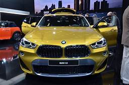 BMW Hatches The New X2 Crossover In Detroit  Carscoops