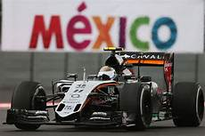 Sergio Perez Formula One Will Be In Mexico Casa