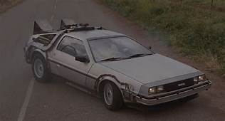 Movie Cars 1981 DeLorean DMC 12  HeyUGuys