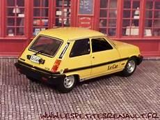 Les Petites Renault Renault 5 Le Car Us 1976