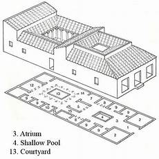pompeian house plan roman art 200bce 350ce art and art history arth ua 1