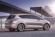 S Max Vignale Concept Un Monospace Luxueux Selon Ford
