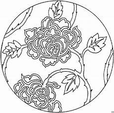 Malvorlagen Gratis Lengkap Mandala Mit Ausmalbild Malvorlage Mode Und Kunst