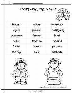 second grader thanksgiving worksheets festival collections
