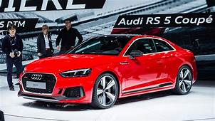 Audi Sport Confirms RS Onslaught With Six New Cars By Late