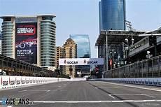 Baku City Circuit Track Information 183 Racefans