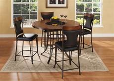 mcferran dynasty counter high dining room table chic modern style bedroom sets