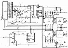 Hexadecimal Entry Basic Circuit Circuit Diagram