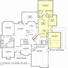 house plans with inlaw suites attached inlaw suite house plans house plans with detached mother